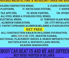 Building Construction with Architectonic & Astrology