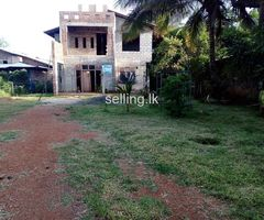 tow stor house and land for sale