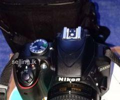 Nikon D 3300 for sale