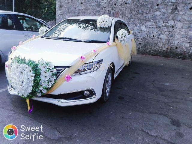 wedding car for rent