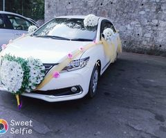 wedding car for rent