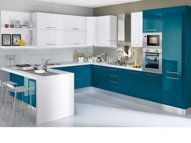 Modern Classic Pantry Cupboards