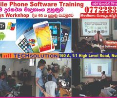 Mobile Phone Repairing Course Software