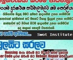 Certificate in Mobile Phone &Laptop Repair