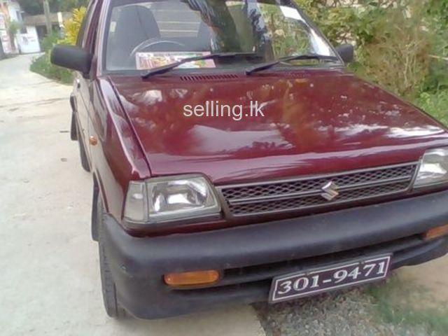 Maruti Car For Sale