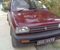 Maruti Car For Sale