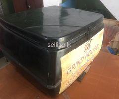 Delivery box fiber