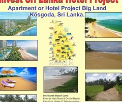 Beach Land Kosgoda