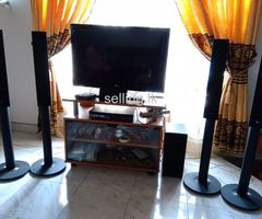 LG 3D 5.1 HOME THEATER SYSTEM