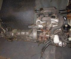 MITSUBISHI 4D56 ENGINE