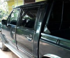 Nissan  double cab for sale
