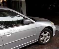 Honda Civic ES5 for sale