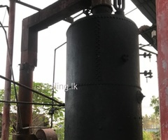 Used 2 pass boiler for sale