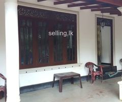 Land with House in Matara