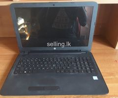 HP I3 6 GEN LAPTOP