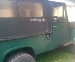 Mitsubishi 4DR5 j44 Jeep for sale