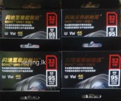 SanDisk Extreme PRO 32GB SD Cards Class 10