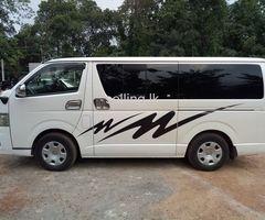 Toyota KDH Super GL Van for sale in Panadura