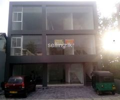 Commercial building for rent in Polgahawela