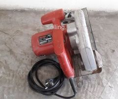 Electric wood saw