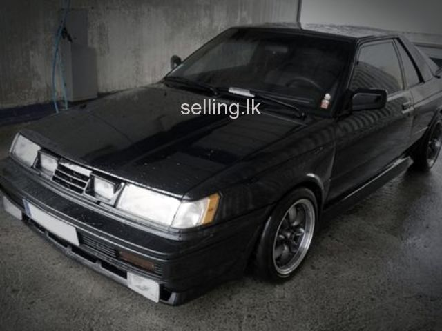 Used Nissan RZ1 two door sports Car for sale