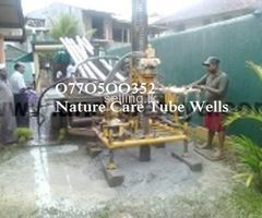 Tube wells  The most efficient ground water exploration and extraction