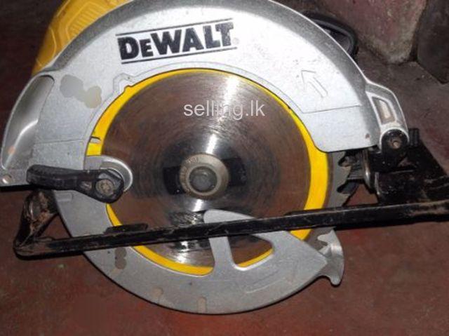 Dewalt circular saw for sale