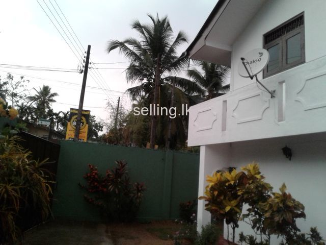 Commercial / Residential property for sale at Pannipitiya