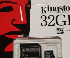 Kingston sd cards