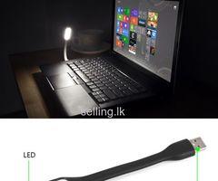 Flexible Mini USB LED Light Lamp