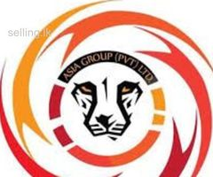 Manager- Asia group pvt (Ltd)