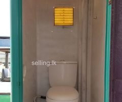 Japanese Mobile toilets for Sell