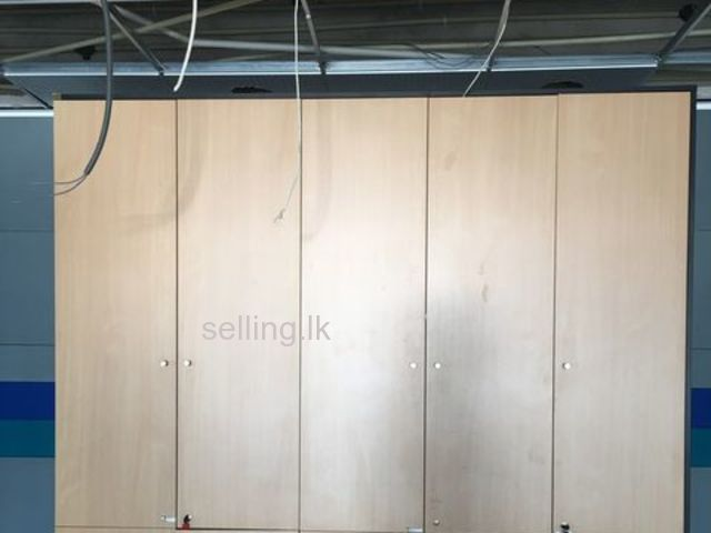 Cupboard and a Table for Sale