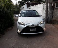 2018 Toyota Vitz safty package