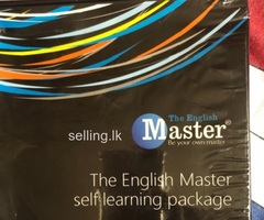 English Master-Self learning package