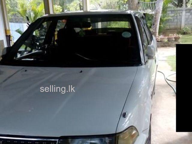 Toyota Corolla ce90  car for sale