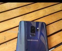 Samsung Galaxy S9+ Plus Blue