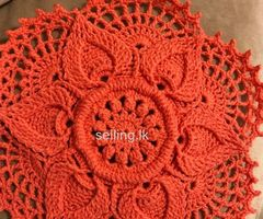 Hand Crafted Decorative Doily