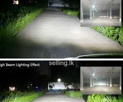 H4 led Super bright 72W 16000LM Headlight Car Light Bulbs