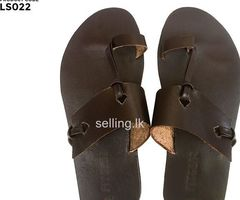 Genuine Leather Slippers for Sale!