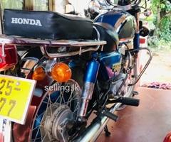 Honda CD125 benly for sale