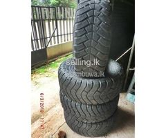 4 Yokohama tyres For sale,
