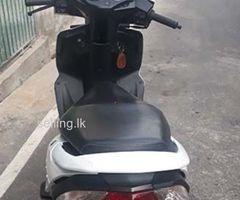 Honda Dio (යතුරුපැදිය විකිණීමට)-