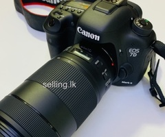 Canon 7D mark ii for sale