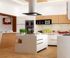 Aluminium Pantry Cupboards Designs