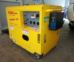 5kw diesel generator tiger for sale