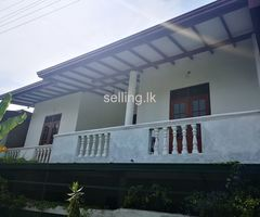 Annex for rent in Depanama Pannipitiya