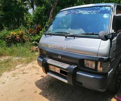 Nissan Vanette Gl for sale