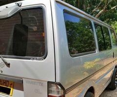 Nissan Vanette Gl for sale
