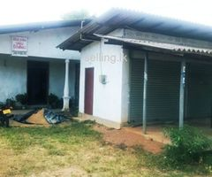 House with Shop for sale in Gampaha